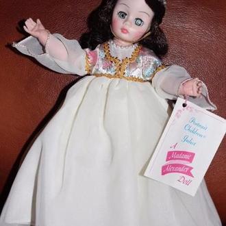 Красавица-Джульетта Madame Alexander USA Винтаж 1976 г 30 см
