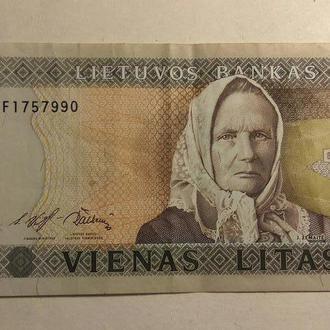 1 літ Литва, 1994 року