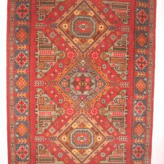 Ковер килим натуральный шерстяной 200 х 140 (СССР)
