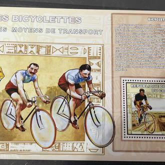 2006. Конго. Велоспорт. MNH