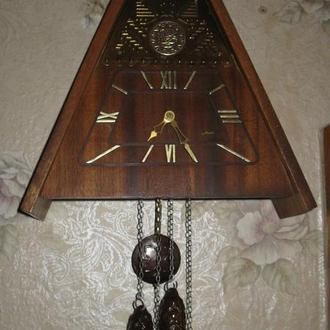 Часы Маяк с кукушкой и боем