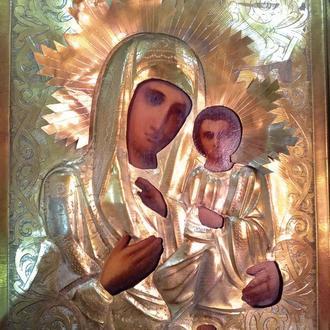 Икона образ Смоленской Божьей Матери