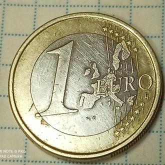 ГЕРМАНИЯ, 1 евро 2004 d