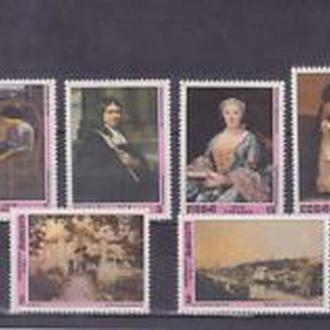 Куба 1976 живопись