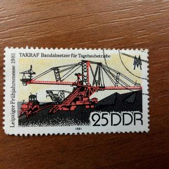 ГДР 1981