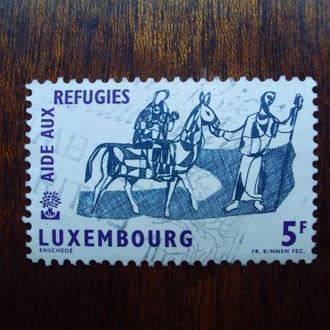 Люксембург.1960г. На коне.
