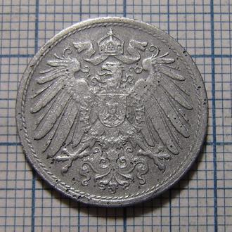Германия, 10 пфеннигов 1920 г (цинк)