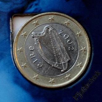 Ирландия 1 евро 2002 №2
