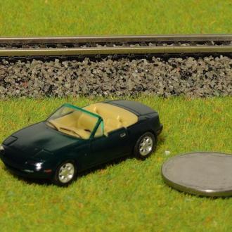 (1061) авто для макета ж/д в масштабе H0 (1:87)