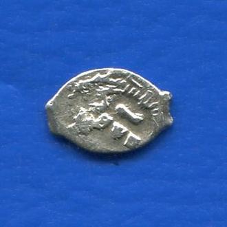 Копейка, Петр I, 1702г,  №35