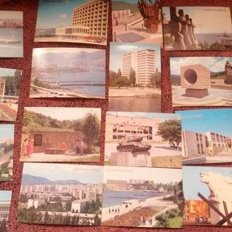 Набор открыток Новороссийск