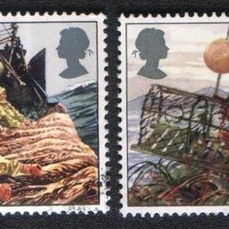 Великобритания (1981) Рыболовство