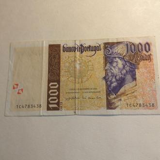 1000 ескудо, Португалія, 2000 року