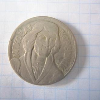 ПОЛЬША. 10 ЗЛОТЫХ 1959 Г