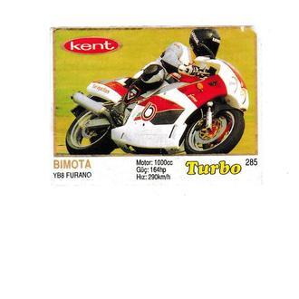 Вкладыш Turbo 285