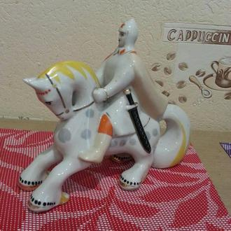 Статуэтка Красноармеец на коне