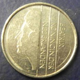 10 центів 1984 Нідерланди