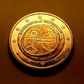 2 евро 2009 года, Франция - а