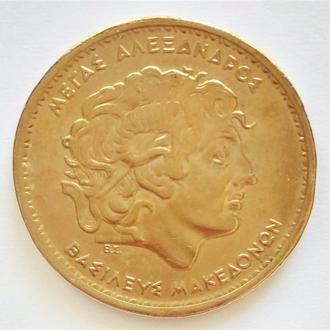 100 драхм 2000 год, Греция, (Александр Македонский)