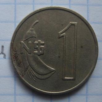 УРУГВАЙ, 1 песо 1980 года.