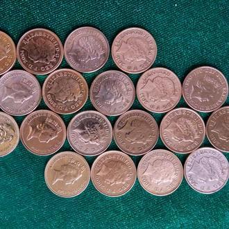 Великобритания, 1 пенни