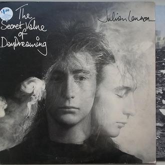 JULIAN LENNON  The Secret Value Of Daydreaming  LP VG++