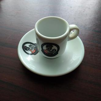 5..NEGRITO..Чашка +блюдечко ..колекційні