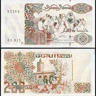ALGERIA / Алжир - 200 Dinars 1992 - UNC