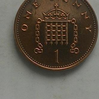one penny 1999 года.