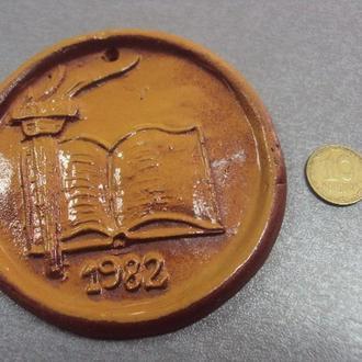 медаль знания 1982 №4959
