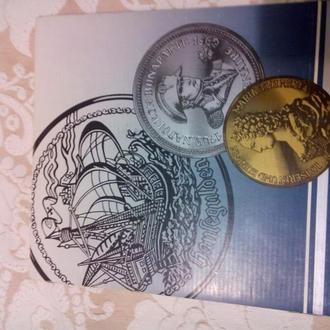 Альбом для монет KARAT STANDARD Lindner №1106Е-G с защитной кассетой