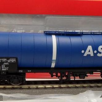 4-х осная цистерна A.S.A/ Железная дорога Piko H0 (1:87)