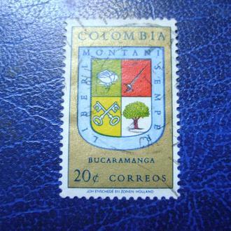 Колумбия.