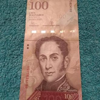 Венесуэла 100