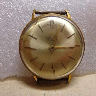 Часы Полет, позолота Au20, СССР