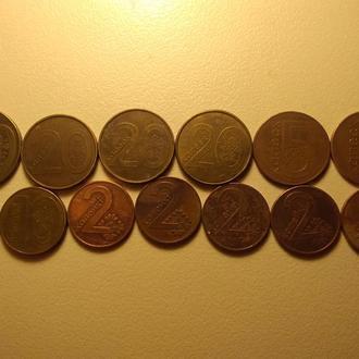 Лот Белорусских монет