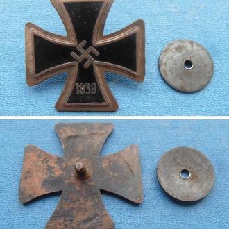 Железный крест 1-го класса. 1939 год.