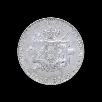 1000 Рейс 1910 100 лет Пиренейской войне,(145) Португалия