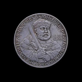 5 Марок 1908 Йена,(300) Саксония