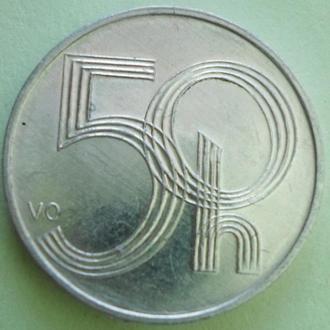(А) Чехия 50 геллеров, 2006