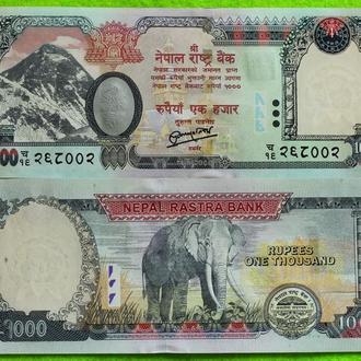 Непал 1000 рупий 2013 UNC