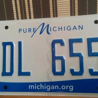 Автомобильный номер США USPlate Автономер