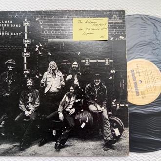 Allman Brothers - Live at Fillmore East. 2Lp  / SJET9565-6 , Japan , m/m-//m/m-