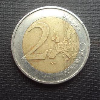 Германия 2 евро 2002г. А.