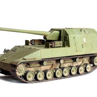 Type 5 Ho-Ri модель в 35м масштабе