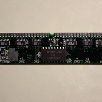 HY51V64404A 64 м бит Динамическое ОЗУ 16 м X 4
