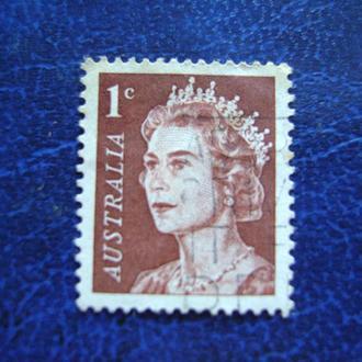 Австралия. Королева Елизавета II