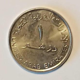 Арабские Эмираты ОАЭ 1 дирхам