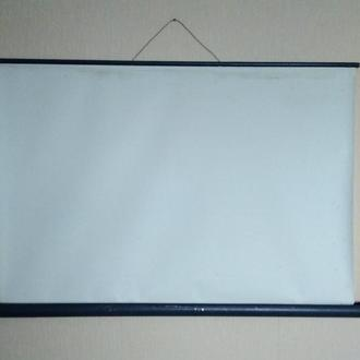 Проекционный экран.