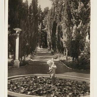 Открытка. Фото, «Сочи», 1949 г.